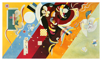 Wassily Kandinsky Composition IX, 1936