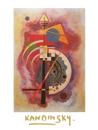 Wassily Kandinsky ohne Titel