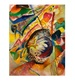 Wassily Kandinsky Große Studie