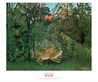 Henri Rousseau Le lion ayant faim 1905