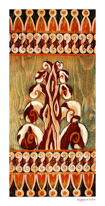Nicht bekannt Abstract Tree II