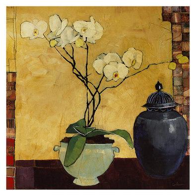 Gabriela Ibarra Mosaic Orchid