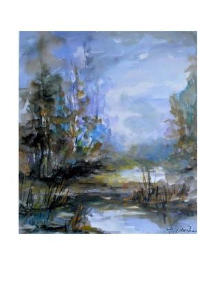 H. Moeken Landschaft 2