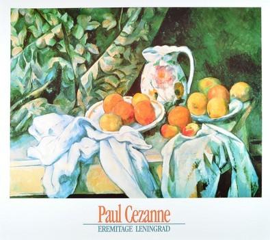 Paul Cezanne Stilleben mit Fruechten