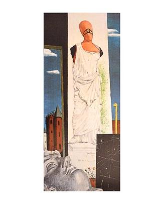 Giorgio de Chirico Die endlose Reise