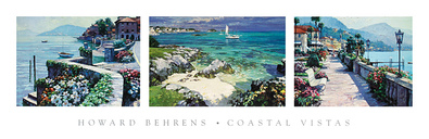 Howard Behrens Coastal Vistas