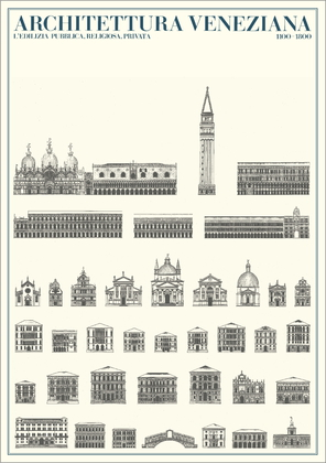 Venedig Venezianische Architektur