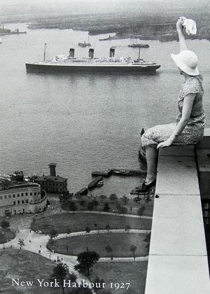 Bettmann New York Harbour 1927