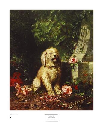 Louis-Eugene Lambert Amateur Gardener