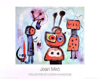 Joan Miro L oiseau au regard ...