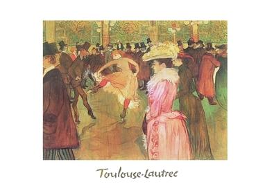 Henri Toulouse-Lautrec Dressage des Nouvelles