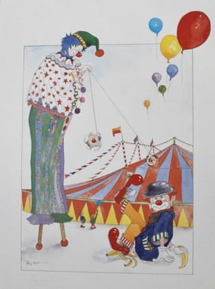 Haupert-Laub Clown II