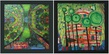 Hundertwasser friedensreich gruene stadt und blobs grow in beloved gardens 47326 medium