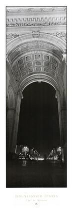 Jim Alinder L'Arc de Triomphe