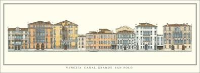 Venedig Canal Grande, San Polo