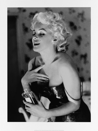 Ed Feingersh Marilyn Monroe Chanel No.5