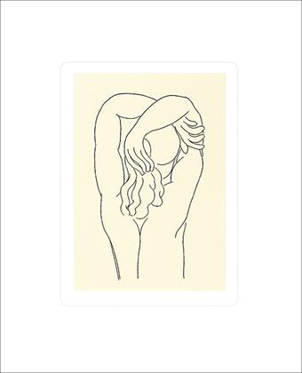 Henri Matisse Hommage - quelle soie aux baumes, 1932