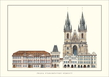 Prag Altstaedter Ring