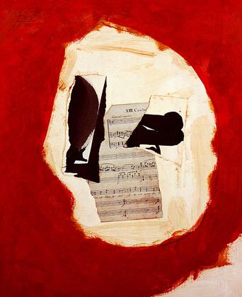 Robert Motherwell Untitled, 1986