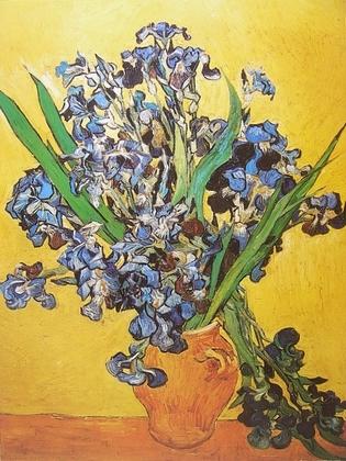 Vincent van Gogh Die Schwertlilie