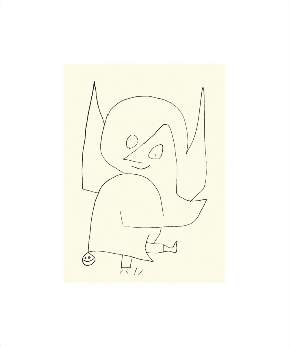 Paul Klee Engel