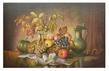 Schardt Stillleben mit Melonen