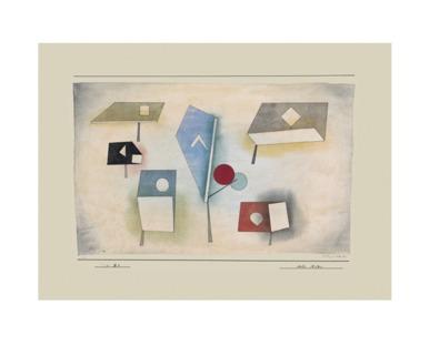 Paul Klee Sechs Arten