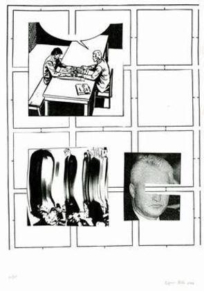 Sigmar Polke Ghostreiter (2003)