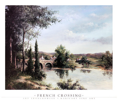 Art Fronckowiak French Crossing