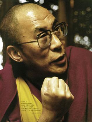 Liby Dalai Lama