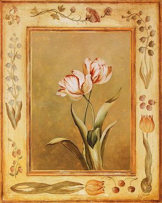 Fabrice de Villeneuve Les Tulipes de Province