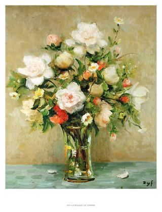 Marcel Dyf Le Bouquet de Corinne (klein)
