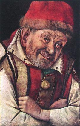 Jean Fouquet Der Ferraresische Hofnarr Gonella