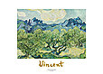 Van gogh vincen landscapes with olive trees 40165 medium