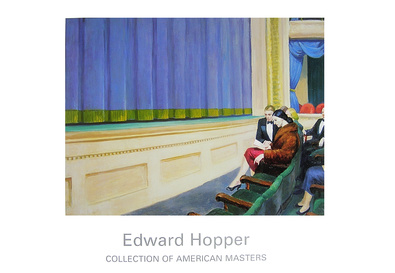 Edward Hopper First Row Orchestra