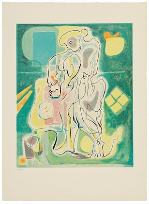 Andre Masson Offeande