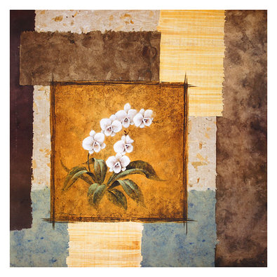 Chun tan earthly elements orchid large
