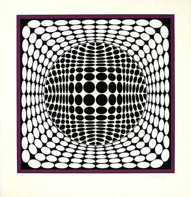 Victor Vasarely Ter Ur