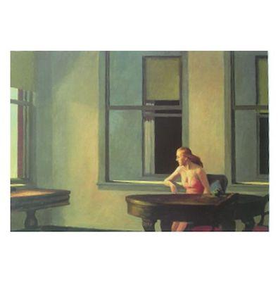 Edward Hopper Sonnenlicht in der Stadt
