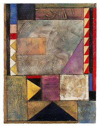 Arnold Iger Tile Study No. 2