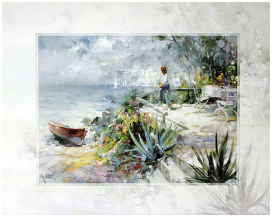 Willem Haenraets 2er Set 'Hope on the Horizon' + 'Expactations Fulfilled'