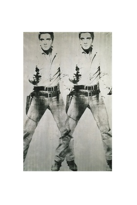 Andy Warhol Double Elvis 1963