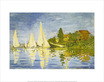 Monet claude regatta at argenteuil 1872 medium