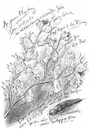 Guenter Grass An jenem Montag No. 15