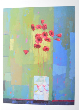 Kirsty Wither Pink and Lovely Lime