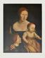 Holbein hans h holbeins ehefrau mit zwei kindern medium
