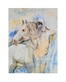 R. Heitzinger Akt mit Pferd