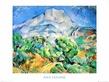 Paul Cezanne Montagne Saint-Victoire