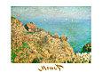 Claude Monet La casa dei doganieri