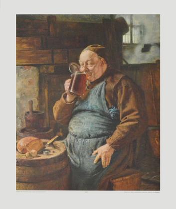 Eduard von Gruetzner Der Braeumeister